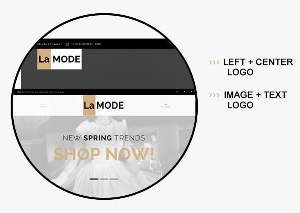 La Mode - Responsive HTML5 Multipurpose Template